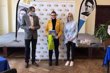 Paulina Ignaszewska odniosła sukces w konkursie z języka niemieckiego